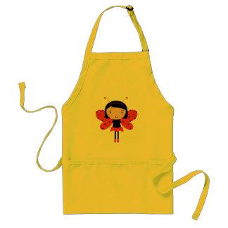 Novo na loja: Avental amarelo da cozinha com