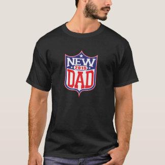 Novo papai 2015 camiseta