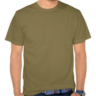 Noz de África do Sul do safari T-shirts