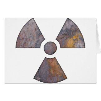 Nuclear - pinte a textura cartoes
