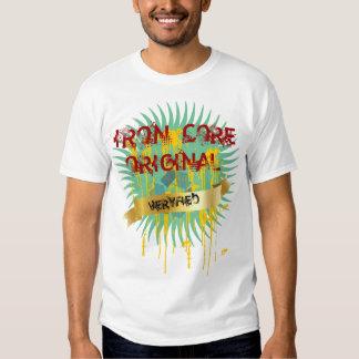 Núcleo de ferro t-shirts
