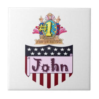 Número um John