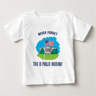Nunca esqueça - esta é habilitação a custos t-shirt