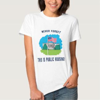 Nunca esqueça - esta é habilitação a custos tshirts