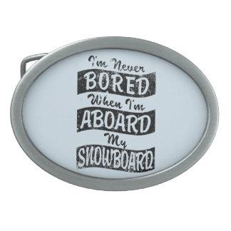 Nunca furado A BORDO de meu SNOWBOARD (preto)