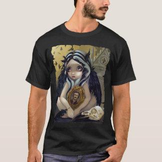 Nunca mais - Edgar Allan Poe - camisa feericamente