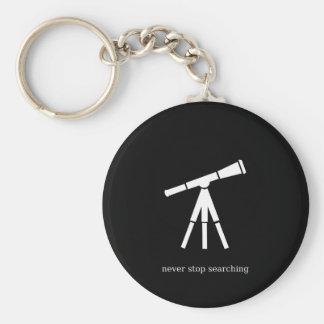 Nunca pare de procurarar o telescópio chaveiros