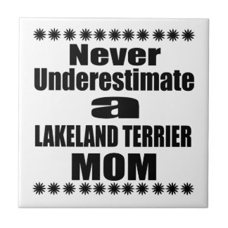 Nunca subestime a mamã de LAKELAND TERRIER