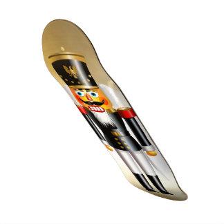 Nutcracker do Xmas Shape De Skate 20,6cm