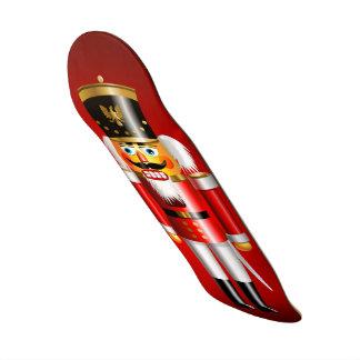 Nutcracker do Xmas Shape De Skate 21,6cm