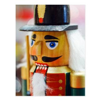 Nutcracker tradicional cartão postal