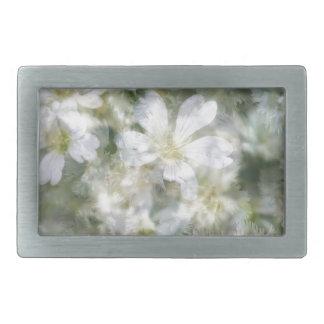 Nuvem das flores brancas