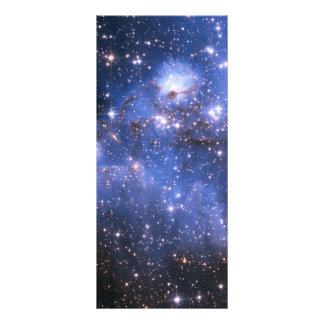 Nuvem de Magellanic pequena 10.16 X 22.86cm Panfleto