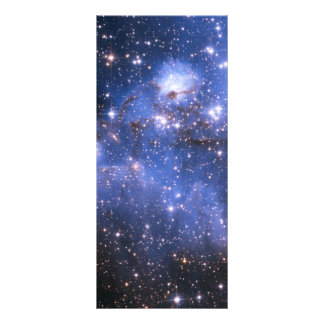 Nuvem de Magellanic pequena Panfletos Informativos Personalizados