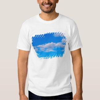 nuvens de cumulus sobre o Antarctic ocidental Tshirts