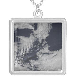 nuvens Navio-onda-dadas forma no indiano sul Oce Pingente