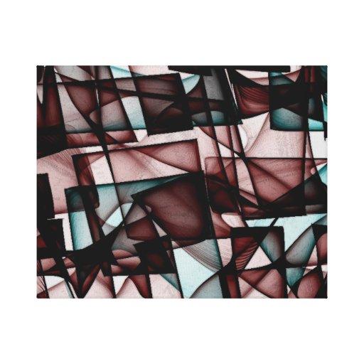 O 11os - Canvas abstratas Impressão De Canvas Esticadas