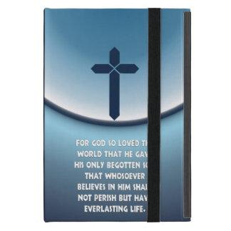 O 3:16 de John para o deus amou assim o mundo Capas iPad Mini