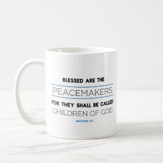 O 5:9 de Matthew, Blessed é a caneca dos