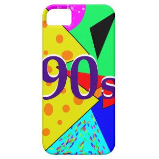 O 90s de Sharnia capa de telefone móvel do `'