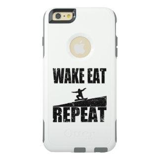 O acordar come a repetição #2 do Snowboard (o