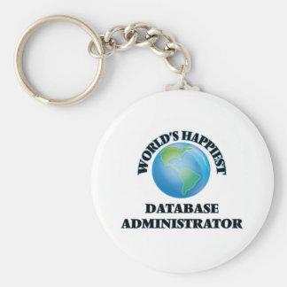 O administrador de base de dados o mais feliz do chaveiro