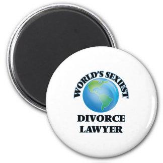 """O advogado de divórcio o mais """"sexy"""" do mundo imãs"""