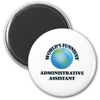 O ajudante administrativo o mais engraçado do imãs