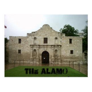 O Alamo - cartão Cartão Postal