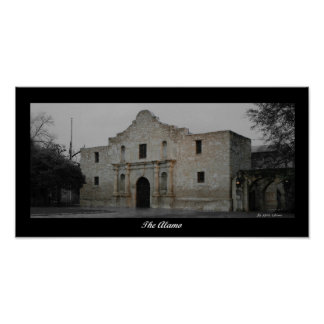 O Alamo Pôster