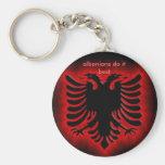 o albanianeagle, albanêses fá-lo melhor chaveiros