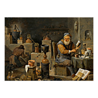 O alquimista pôster