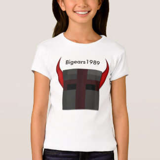 O americano Apperal da luva do boné Bigears1989 T-shirt