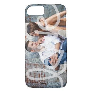 """O """"amor"""" adiciona sua foto capa iPhone 7"""