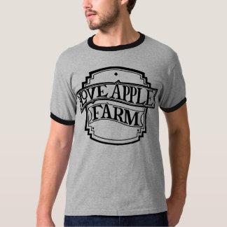 O amor Apple cultiva o T Camiseta