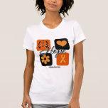 O amor da esperança da leucemia inspira a consciên tshirts