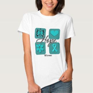 O amor da esperança de PKD inspira a consciência Tshirt