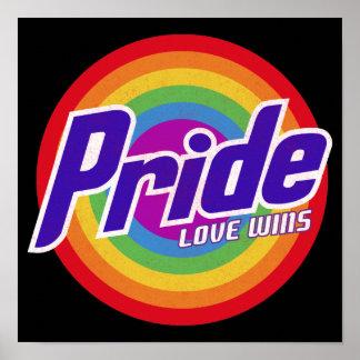O amor do orgulho ganha o poster