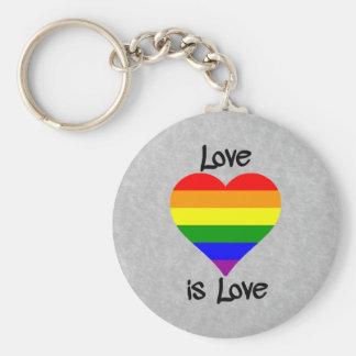 O amor é amor chaveiros