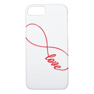 O amor é para sempre capas de iphone