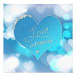 O amor é para sempre - convite da renovação do vot