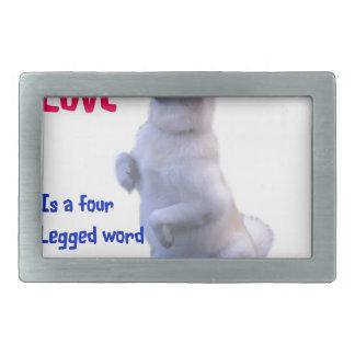 O amor é uma palavra de quatro patas