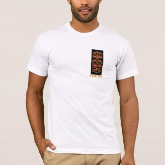 O amor Tiki Camiseta