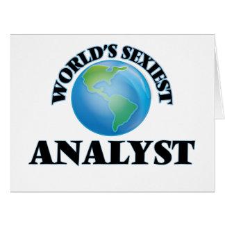 """O analista o mais """"sexy"""" do mundo cartao"""