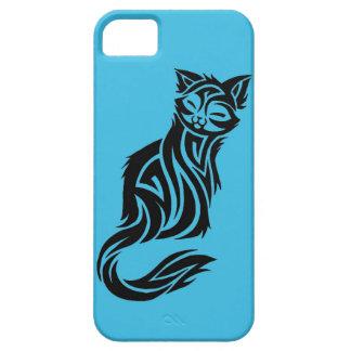 O animal de estimação felino floral da capa de capa barely there para iPhone 5