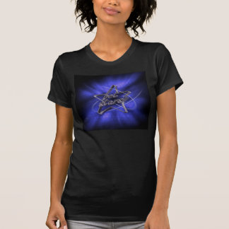 O animal de estimação Stars o t-shirt das senhoras