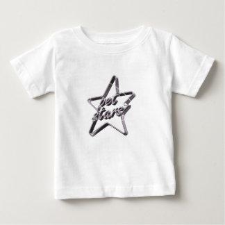 O animal de estimação Stars o t-shirt infantil