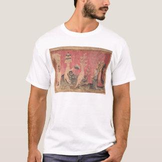 O animal sete-dirigido do mar camiseta