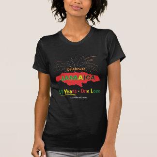 O aniversário de Jamaica 50th por Camiseta