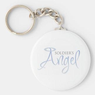 O anjo do soldado chaveiro